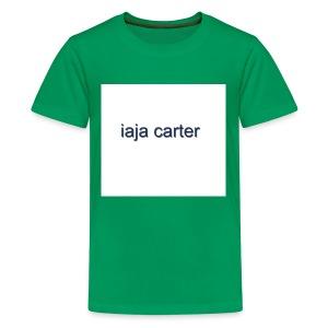iaja carter - Kids' Premium T-Shirt