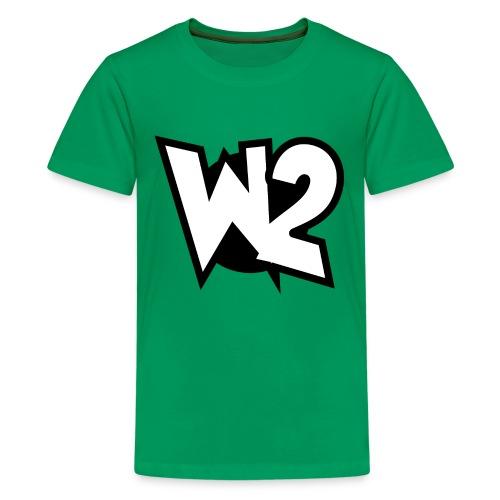 WayTwo! - Kids' Premium T-Shirt