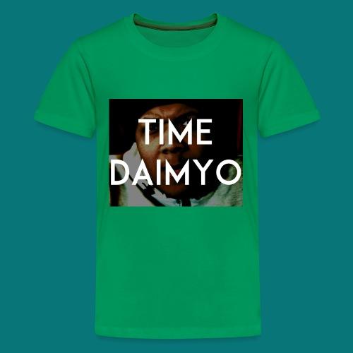 D Time Daimyo - Kids' Premium T-Shirt