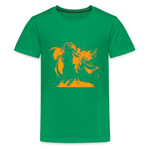 Map - Kids' Premium T-Shirt