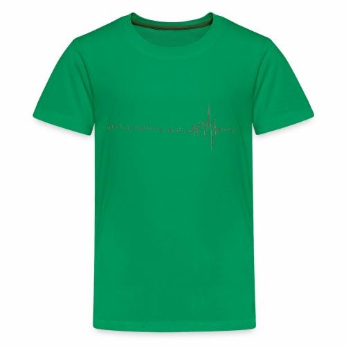 EKG - Kids' Premium T-Shirt