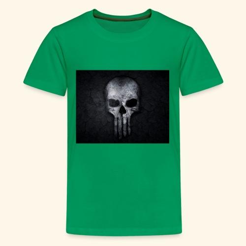 skull and crossbones 2077840 1920 - Kids' Premium T-Shirt