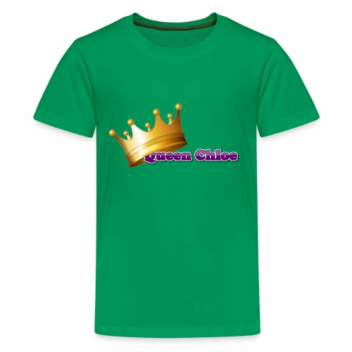 Queen Chloe - Kids' Premium T-Shirt