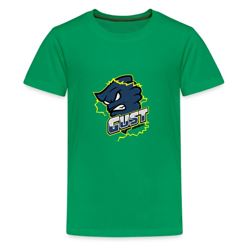 Gust eSports Navy Apparel - Kids' Premium T-Shirt
