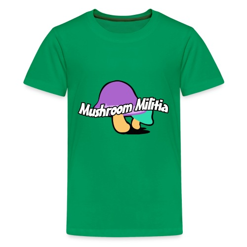 MM text logo - Kids' Premium T-Shirt