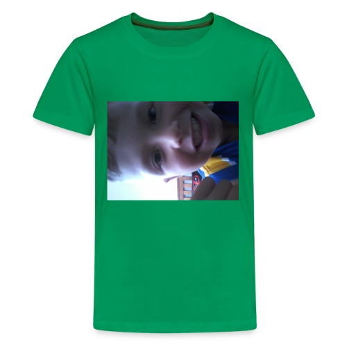 The YouTuber himself - Kids' Premium T-Shirt