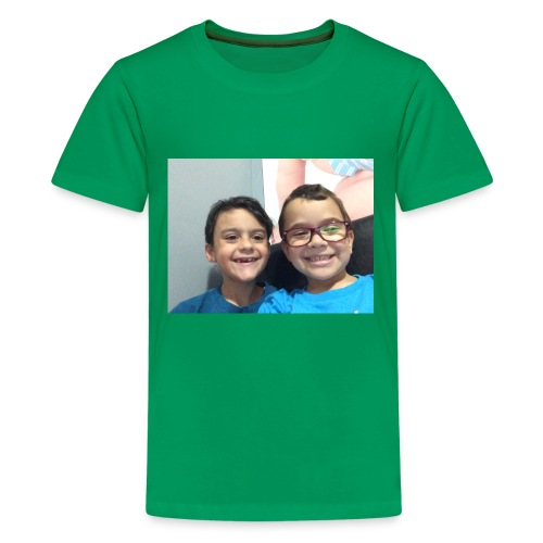 Wilson and jake's merch - Kids' Premium T-Shirt