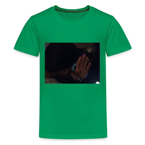 Out my face - Kids' Premium T-Shirt