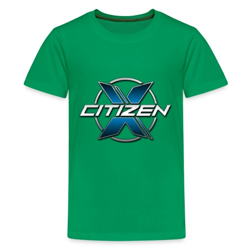 CitizenX Team Logo - Kids' Premium T-Shirt