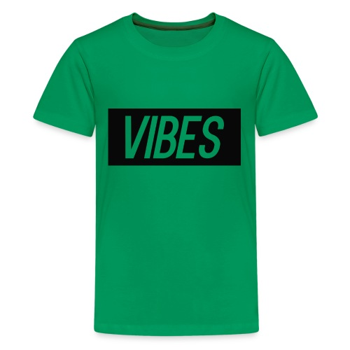 Exclusive Vibes Hoodie - Kids' Premium T-Shirt
