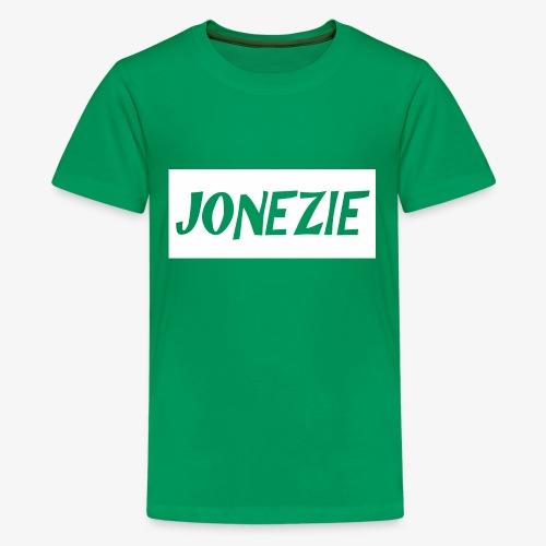 JONEZIE WHITE EDITION - Kids' Premium T-Shirt