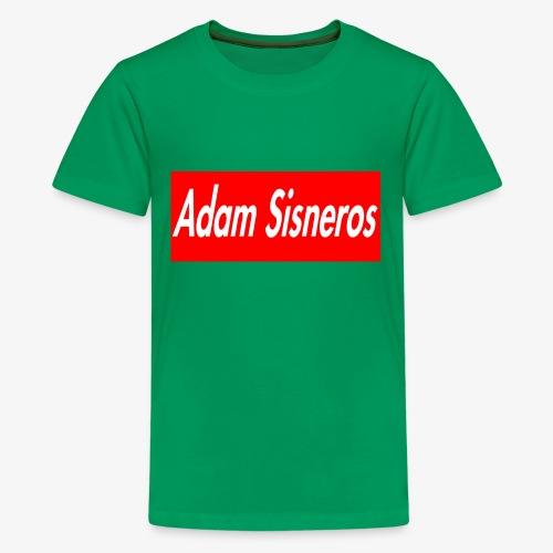 adamshirtlogo - Kids' Premium T-Shirt