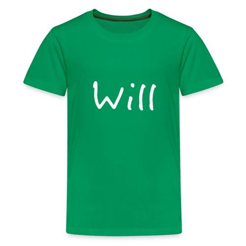 Will - Kids' Premium T-Shirt