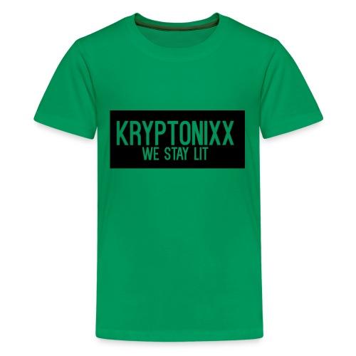 KryptoMot - Kids' Premium T-Shirt