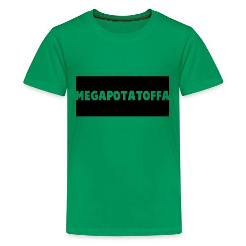 potato merch - Kids' Premium T-Shirt
