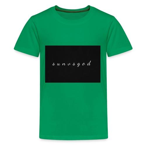 sunvsgod merch - Kids' Premium T-Shirt