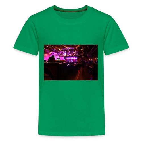brooklyn bowl - Kids' Premium T-Shirt