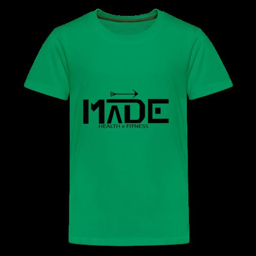 MADEHNFblackoriginal - Kids' Premium T-Shirt