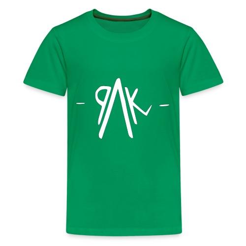 pakpakpakwhite - Kids' Premium T-Shirt