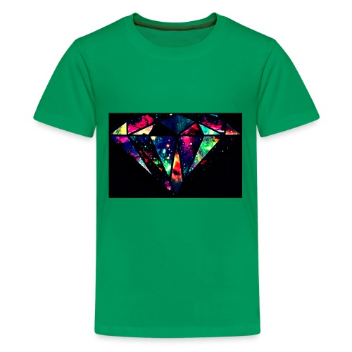 diamond-7 - Kids' Premium T-Shirt