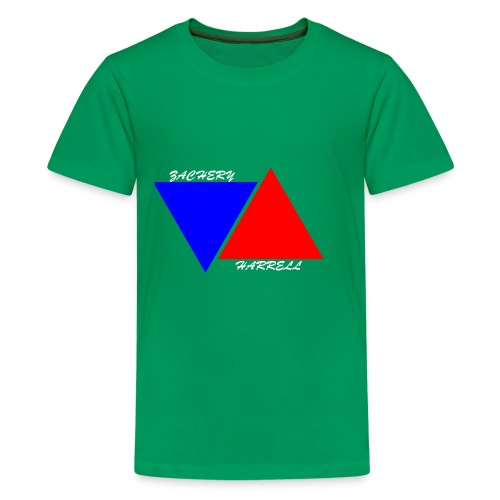 Officail 2017 Zachery Harrell logo - Kids' Premium T-Shirt