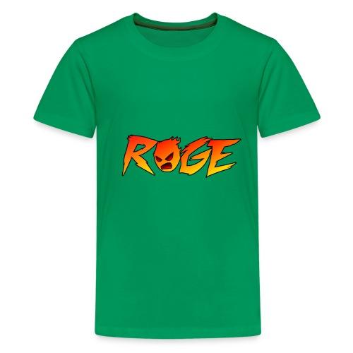 Rage T-shirt - Kids' Premium T-Shirt