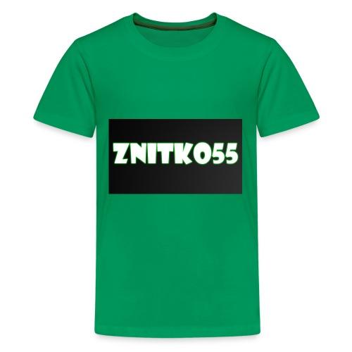MAJCA ZNITKO553 - Kids' Premium T-Shirt