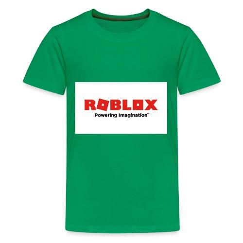 Rockin with Riz Merch - Kids' Premium T-Shirt