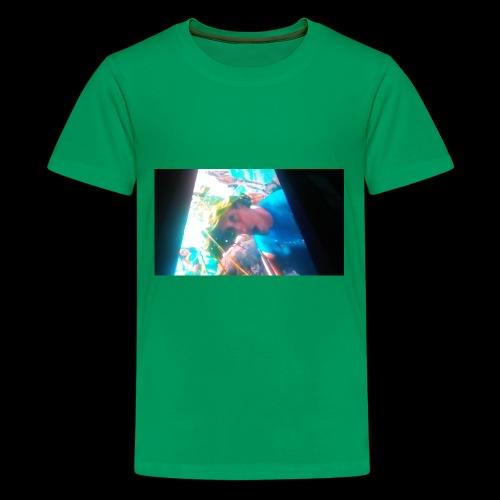 Logan_omarion merch - Kids' Premium T-Shirt