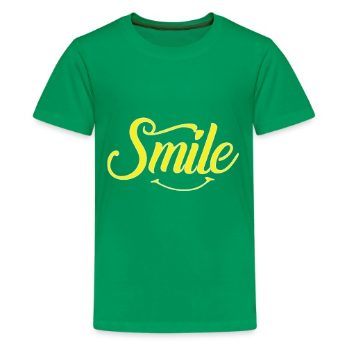 All Smiles - Kids' Premium T-Shirt