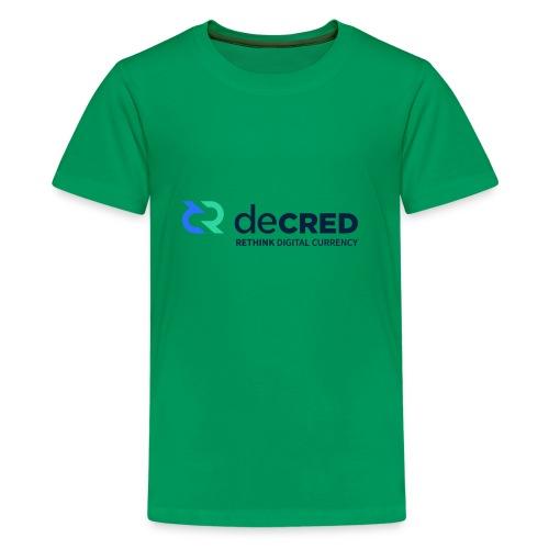 decred - Kids' Premium T-Shirt