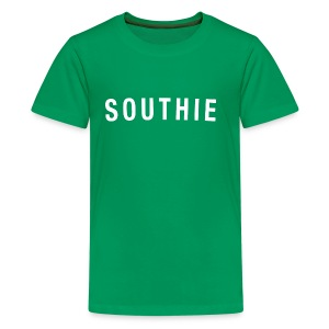 Straight Up Southie - Kids' Premium T-Shirt