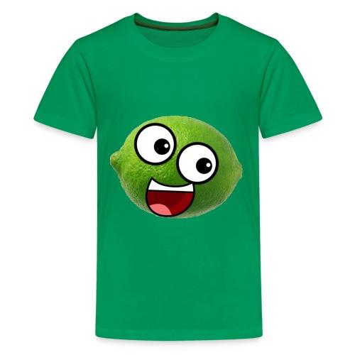 Limellop's Logo - Kids' Premium T-Shirt