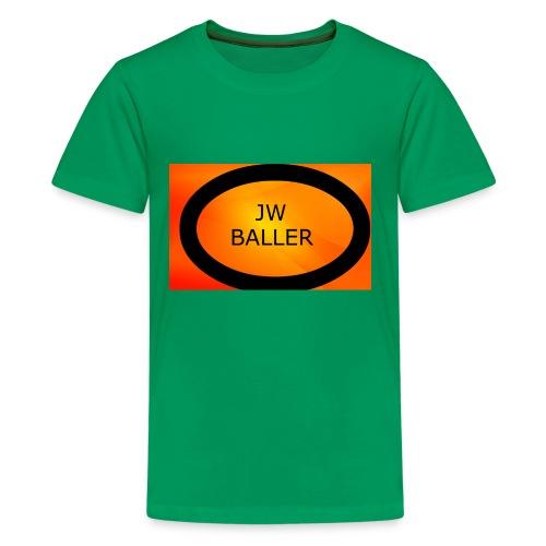 jw baller merch - Kids' Premium T-Shirt