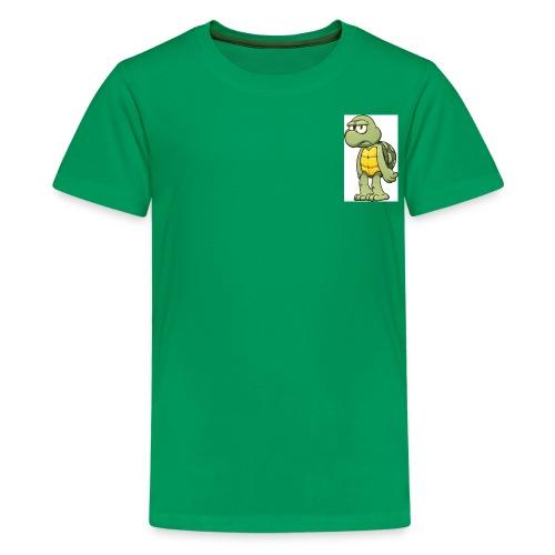 IRSPOW/the turtle - Kids' Premium T-Shirt
