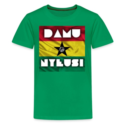 Ghana DAMU NYEUSI - Kids' Premium T-Shirt