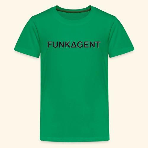FunkAgent Decent - Kids' Premium T-Shirt