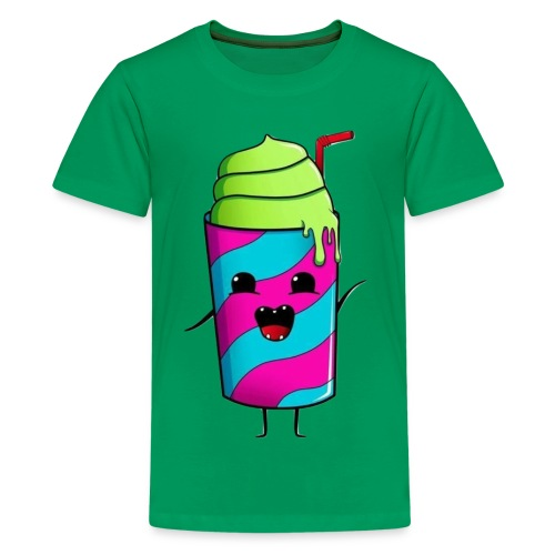 Slurpii Logo - Kids' Premium T-Shirt
