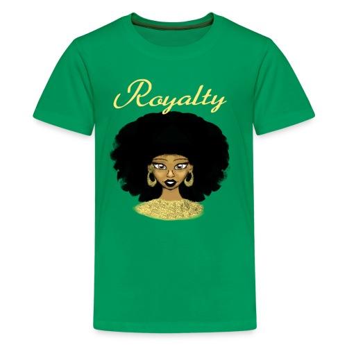 Akyra's Royalty - Kids' Premium T-Shirt