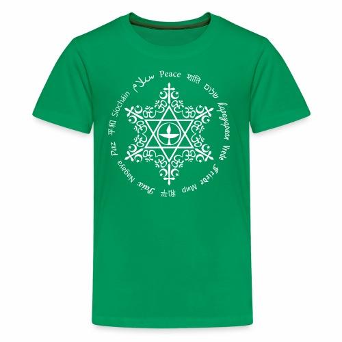 UU world peace - Kids' Premium T-Shirt
