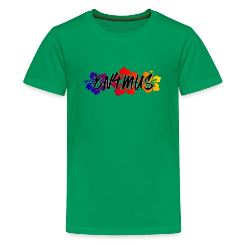 EMG Beach Party - Kids' Premium T-Shirt