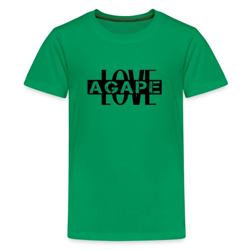 Agape LOVE - Kids' Premium T-Shirt