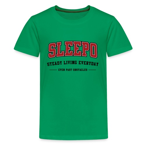 SLEEPO - Kids' Premium T-Shirt