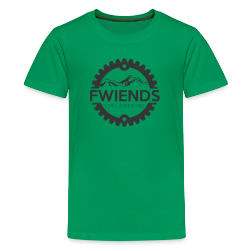 Fwiends Logo - Kids' Premium T-Shirt