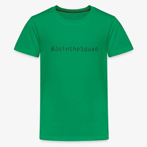 Gaming Squad Text - Kids' Premium T-Shirt