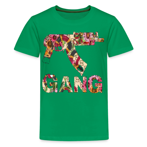Gang UZI - Kids' Premium T-Shirt