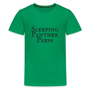 Sleeping Panther Press Black - Kids' Premium T-Shirt