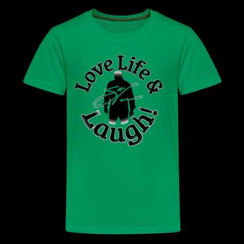 SV Logo - Kids' Premium T-Shirt