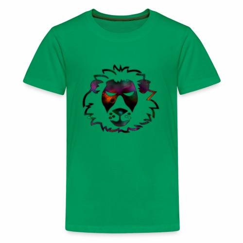 Lion Keeper - Kids' Premium T-Shirt