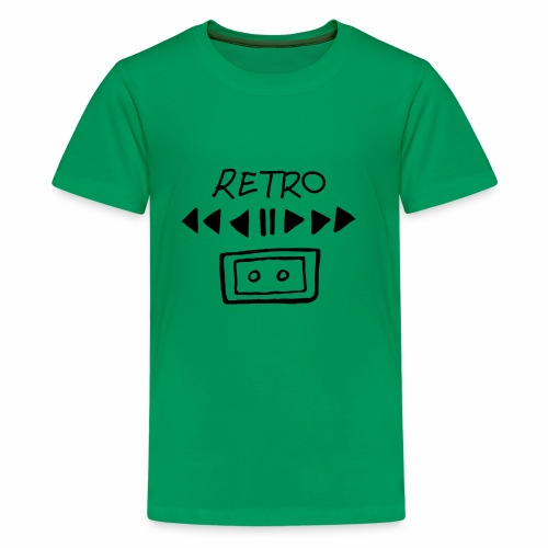 Retro - Kids' Premium T-Shirt